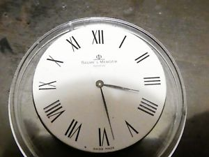 【送料無料】baume mercier eta 210001 ohne funktion quartz watch movement not works 2