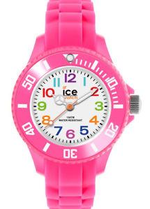 【送料無料】artikelbezeichnungice watch mini kinderuhr 000747 mnpkms12 silikon rosa ne