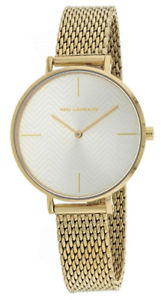 【送料無料】ted lapidus womens classic gold tone stainless steel mesh watch a0705pyfixx