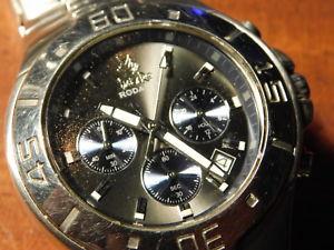 【送料無料】montre watch uhr paris dakar rodania bracelet mtal quartz 10atm
