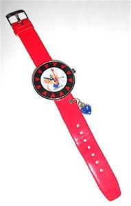 【送料無料】fiorucci 2012 italy wristwatch orologio da polso pin up leg up lenticular