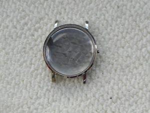 【送料無料】longines cassa acciaio inox calibro 30l watch case longines cal30l ref8903 nos