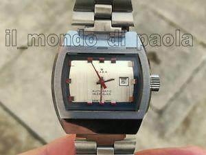 【送料無料】orologio da polso saba 10 atm 685 automatico vintage watch donna uomo