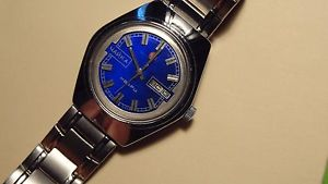 【送料無料】vintage chaika rezonator watch stainless steel ussr soviet 1970s