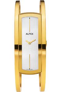 【送料無料】alfex damenuhr 5572021 quarz schweizer qualitt uvp 290 eur