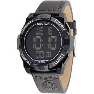 【送料無料】orologio uomo sector,expander,digitale,street digital 1945,dual time,r3251172046