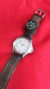 【送料無料】wenger smt design watch wcompass 0950467 swiss 2018 christmas special