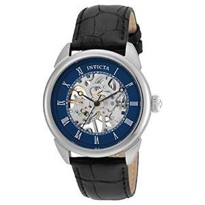 【送料無料】invicta specialty 23534 leather watch