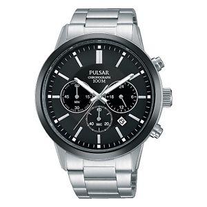 【送料無料】pulsar gents chronograph watch pt3747x1