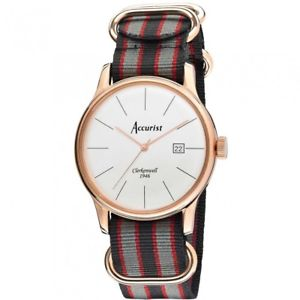 accurist gents london watch ms435s