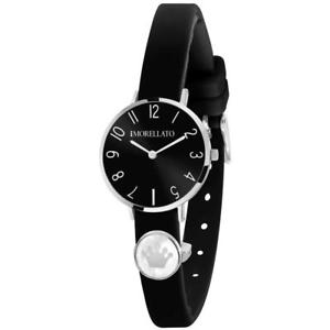 【送料無料】orologio donna morellato sensazioni summer r0151152512 silicone nero