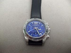 【送料無料】modern invicta professional speedway mens chronograph wrist watch