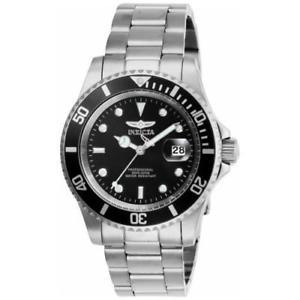【送料無料】invicta mens pro diver quartz stainless steel watch 26970