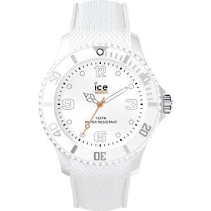 【送料無料】orologio uomo ice watch sixty nine ic013617 silicone bianco sub 100mt