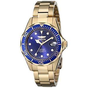 【送料無料】invicta pro diver 17052 stainless steel watch