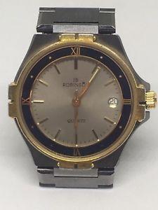 【送料無料】jb robinson quartz watch
