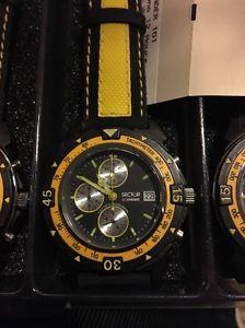 【送料無料】sector sport watch expander 101 , chronograph, quartz,