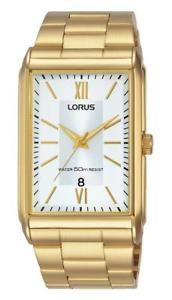 【送料無料】lorus gents rectangular watch rh906jx9 rrp 6999 our 5595 free uk post