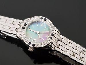 neues angebotingersoll gems ladies stainless steel  bracelet watch