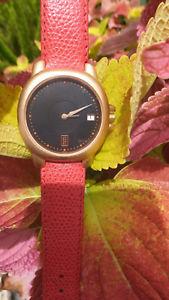 【送料無料】vintage stefanel watch 0217  christmas