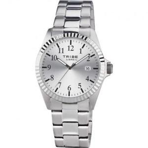 【送料無料】orologio uomo breil tribe classic elegance ew0198 bracciale acciaio silver
