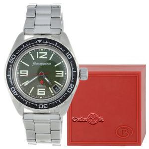 【送料無料】vostok komandirskie k020 russian military watch 2416020715