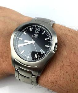【送料無料】orologio breil daze quarzo watch acciaio deployante montre reloj sport 39mm
