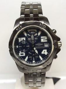 【送料無料】orologio chronostar by sector 36mm chrono 153 wr 100m scontatissimo nuovo