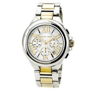 【送料無料】michael kors mk5653 womens camille watch *preowned*