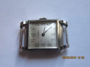 【送料無料】orologio vintage tavannes donna originale funzionante