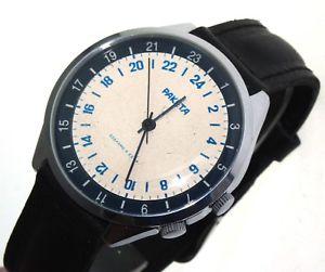 【送料無料】raketa 24 hours russian watch orologio russo
