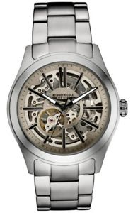 【送料無料】kenneth cole gents york automatic watch kcnp kc10030815
