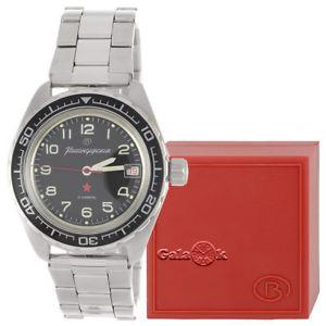 【送料無料】vostok komandirskie k020 russian military watch 2416020706