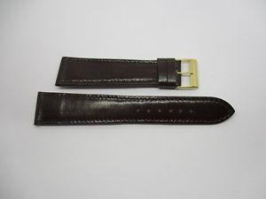 【送料無料】bracelet en cuir de couleur marron fonce t20 haute gamme camille fournet
