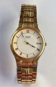 【送料無料】vintage pulsar quartz watch