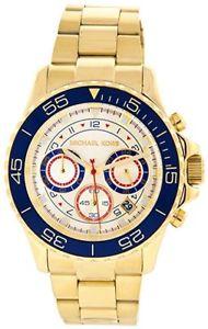 【送料無料】michael kors everest chronograph quartz male watch mk5792