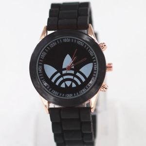 【送料無料】relogio feminino fashion silicone jelly sports quartz watch men casual wom