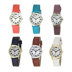 【送料無料】ravel ladies casual classic leather strap watch r0105
