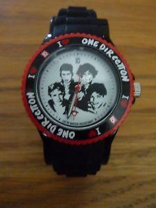 【送料無料】one direction 1d wristwatch watch working and in condition