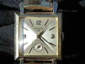【送料無料】gents gruen 21 jewel vintage watch sharp