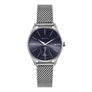 【送料無料】orologio gant lawrence donna acciaio blu gt067005