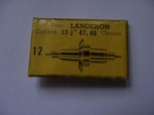 【送料無料】axe landeron 4748