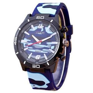 【送料無料】ladies camouflage quartz watch