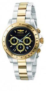 【送料無料】invicta 9224 mens speedway two tone steel watch