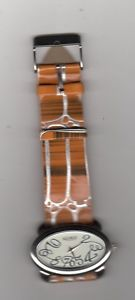 【送料無料】orologio donna bracciale in pelle sole m542 stile retro