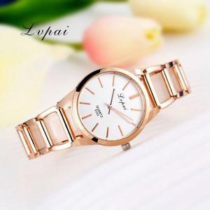 【送料無料】luxury watch women dress bracelet watch fashion quartz wrist watch for women