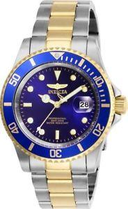 【送料無料】invicta mens pro diver quartz stainless steel two tone watch 26972