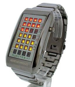 【送料無料】origin multicolour led wrist watch