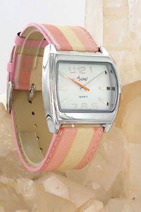 【送料無料】orologio donna bracciale in sta sole p199