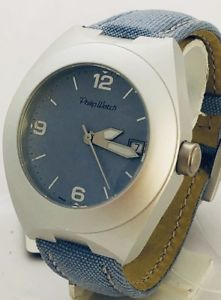 【送料無料】philip watch orologio 8251631045 time watch uhr nos giacenza ms453 it